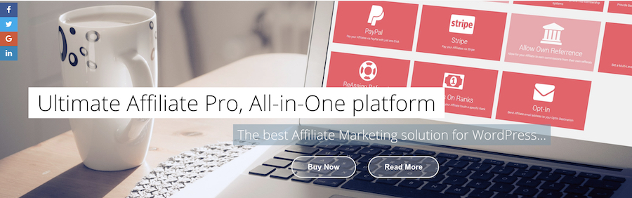 banner plugin Ultimate Affiliate Pro