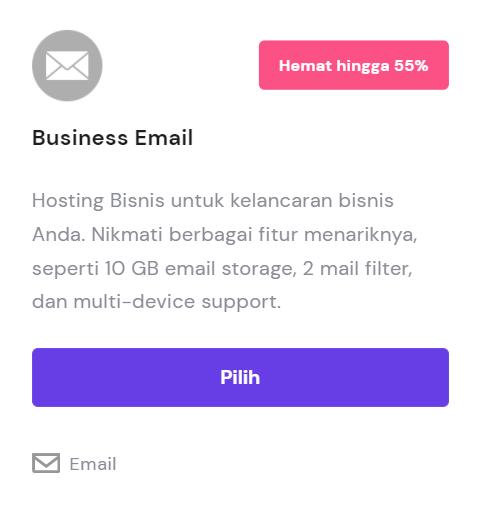 Deskripsi email business
