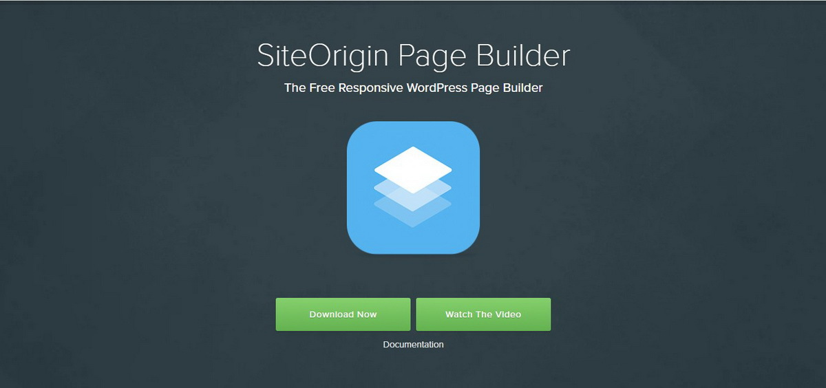 banner siteorigin page builder wordpress