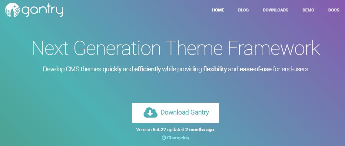 Gantry Framework