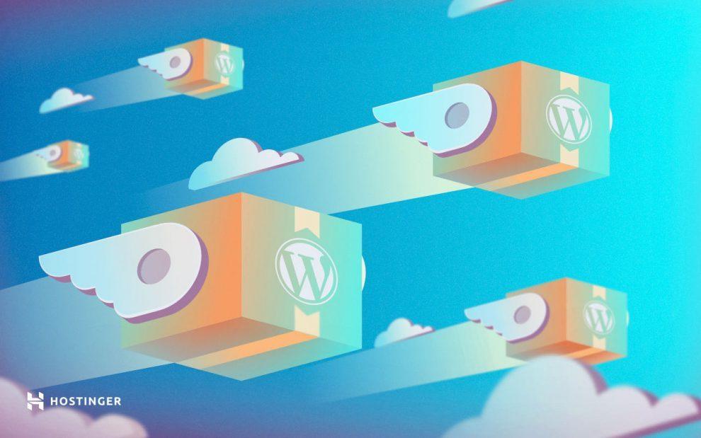 featured image untuk cara import wordpress