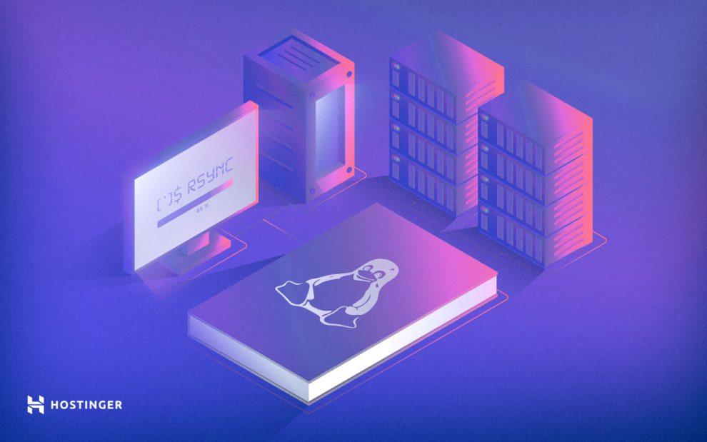 Command Rsync Linux (Sinkronisasi Jarak Jauh)
