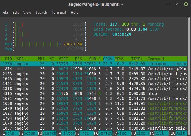 membuka ulang screen session linux