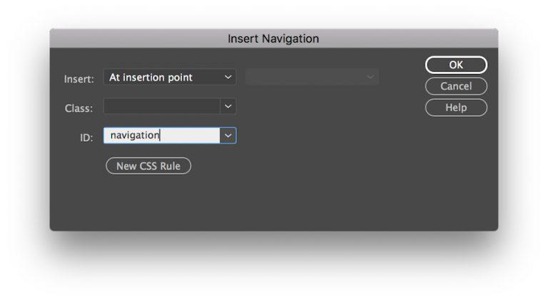 menambahkan tombol navigasi home