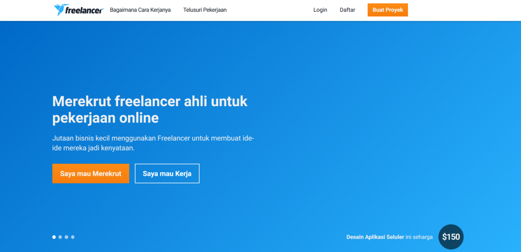 website freelance indonesia