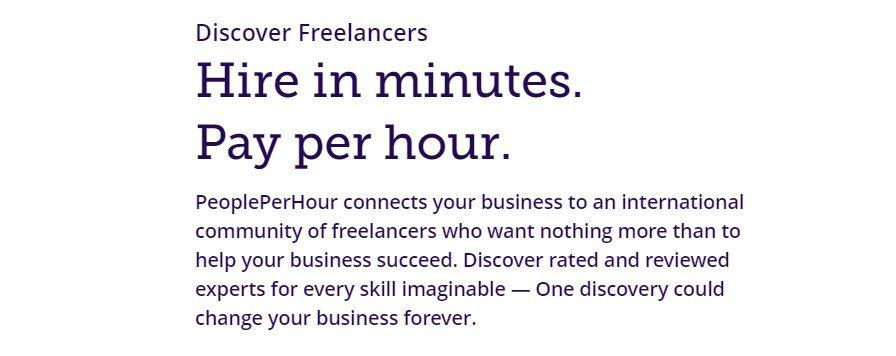 banner website freelance peoplehour