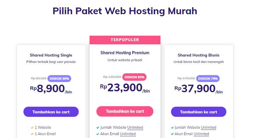 Bangun bisnis dari rumah dengan beli hosting