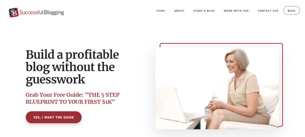 Bisnis dari rumah dengan bikin blog