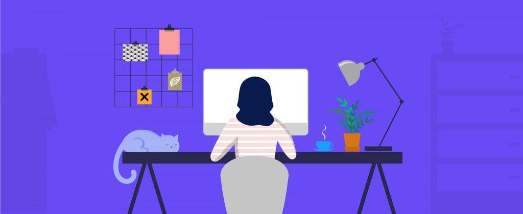 Tips Work From Home: 6 Cara Meningkatkan Produktivitas ala Hostinger