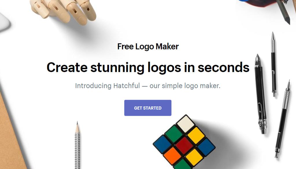 Hatchful untuk membuat logo online gratis