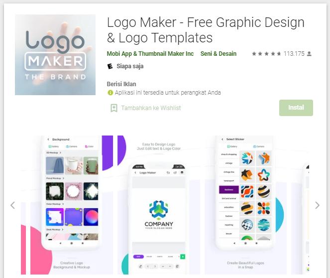 11 Aplikasi Untuk Membuat Logo Online Gratis Di Android