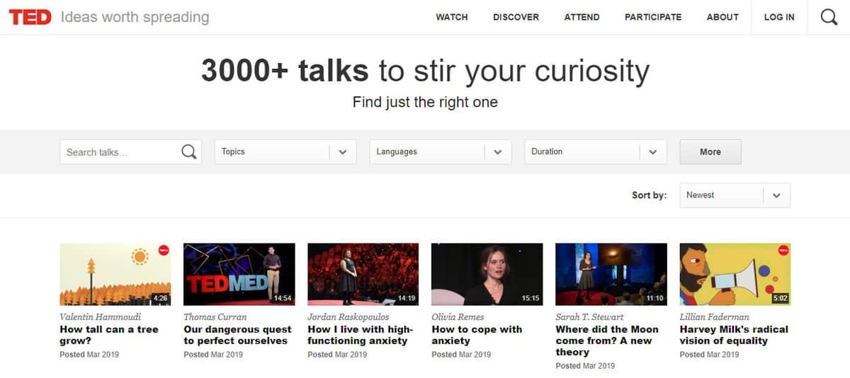 tampilan ted talk sebagai inspirasi blog public speaking