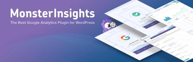 plugin seo wordpress terbaik monsterinsights