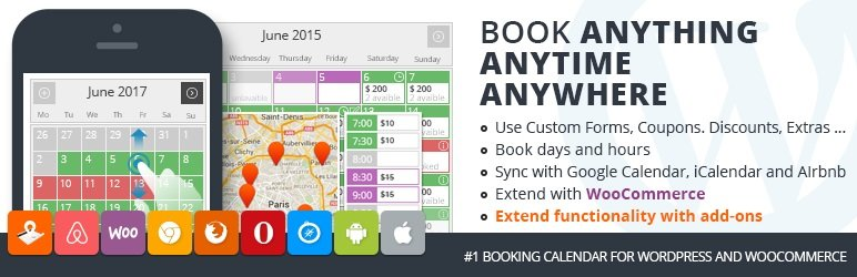 plugin pinpoint booking system