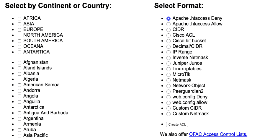 pilih negara