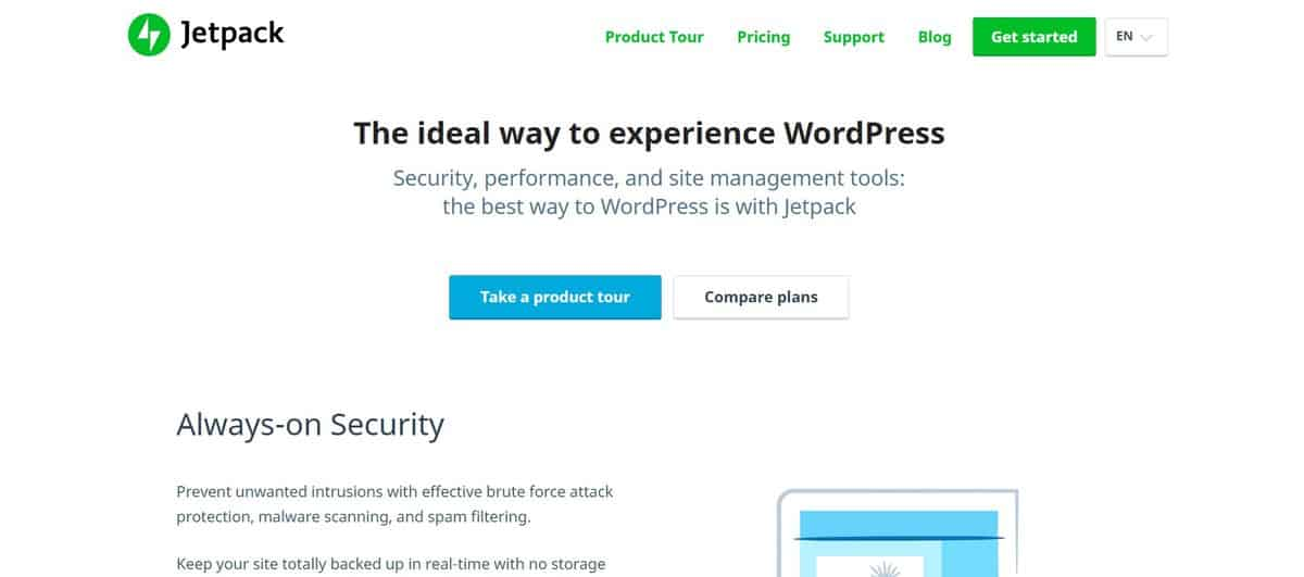 Plugin comment WordPress Jetpack