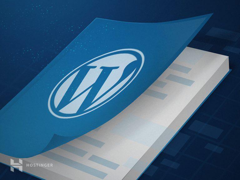 12 Resource Belajar WordPress untuk Pemula