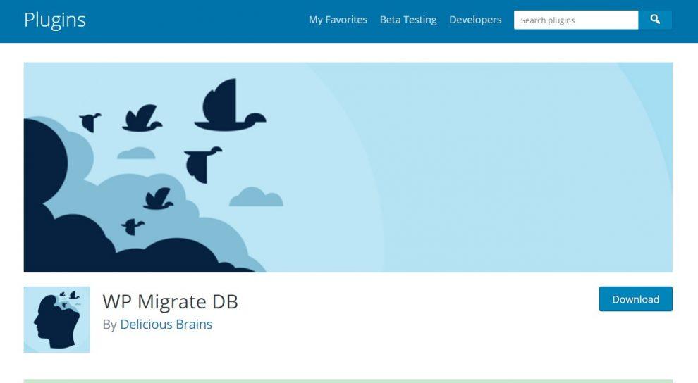 wp migrate db untuk migrasi wordpress