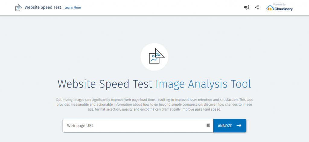 Image Analysis Tool