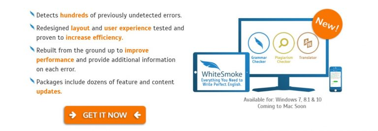 Web untuk cek grammar - WhiteSmoke