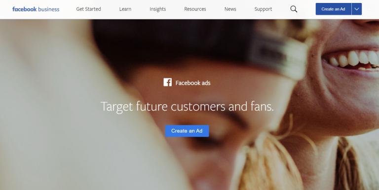 Cara mempromosikan website di facebook - Facebook ads