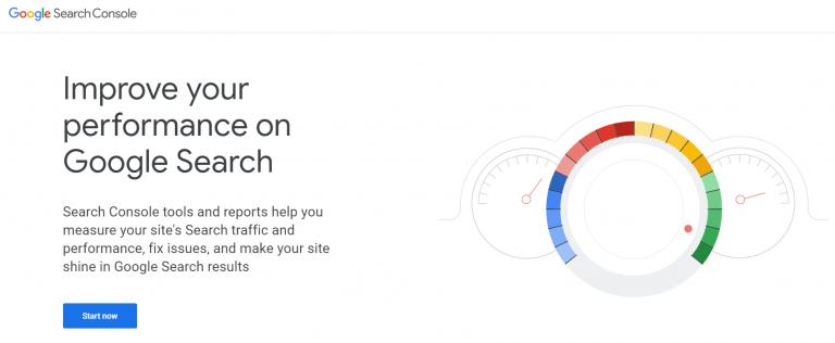 Cara mempromosikan website - Google Search Console