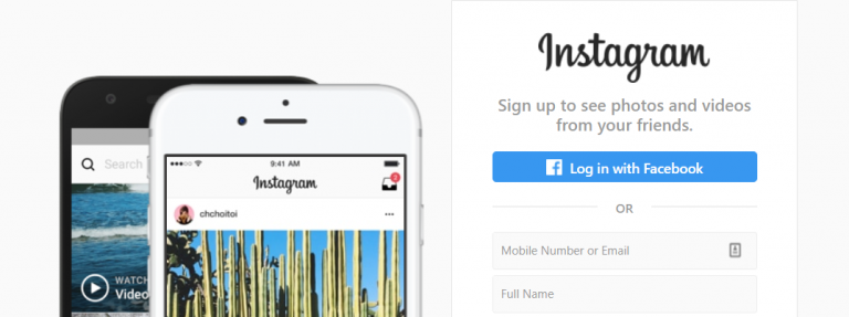 cara promosi website yang efektif di instagram