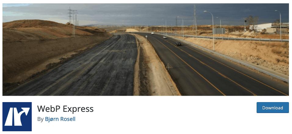 Apa Itu WebP - install plugin WebP Express