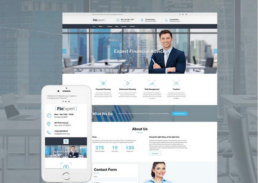 Desain untuk penasihat keuangan