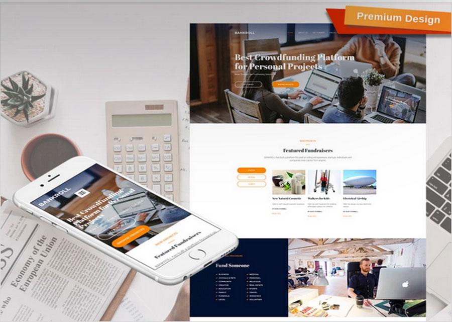 Desain untuk perusahaan jasa konsultan