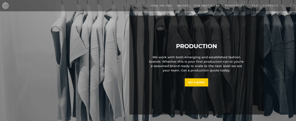 Indie Source produsen pakaian