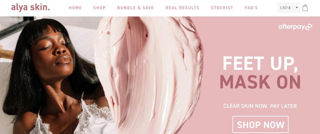 Alya Skin sebagai contoh apa itu e-commerce
