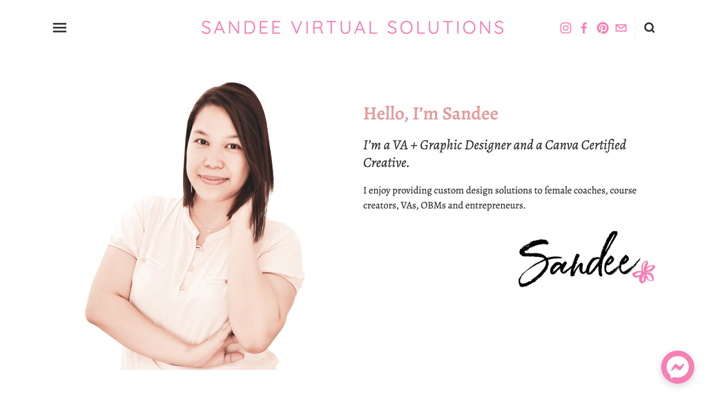 Sandee Virtual Solutions