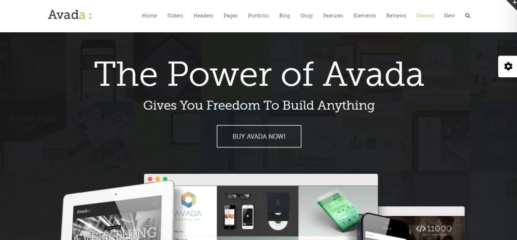 Avada, Tema WordPress Tercepat