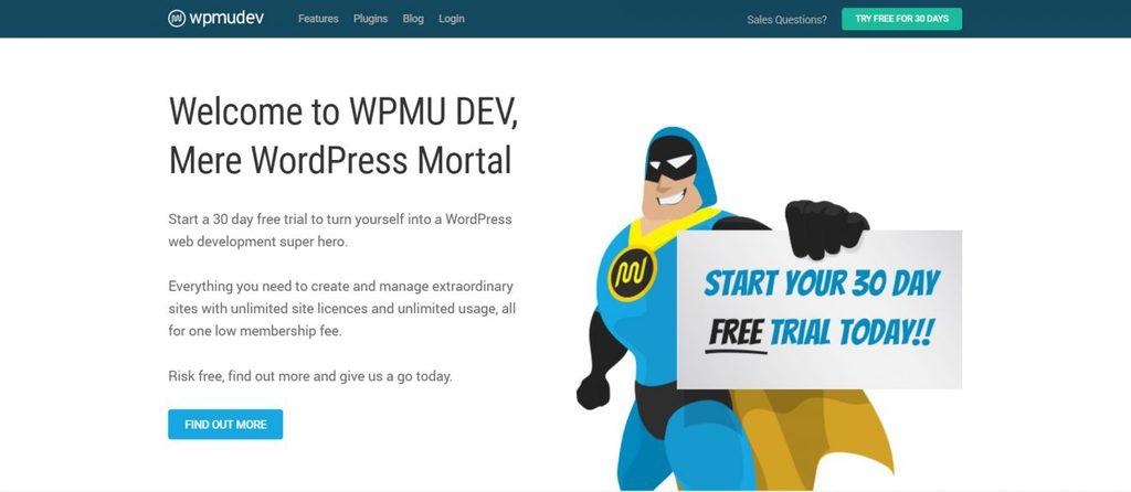 WPMUDEV sebagai cara mendapatkan bantuan WordPress