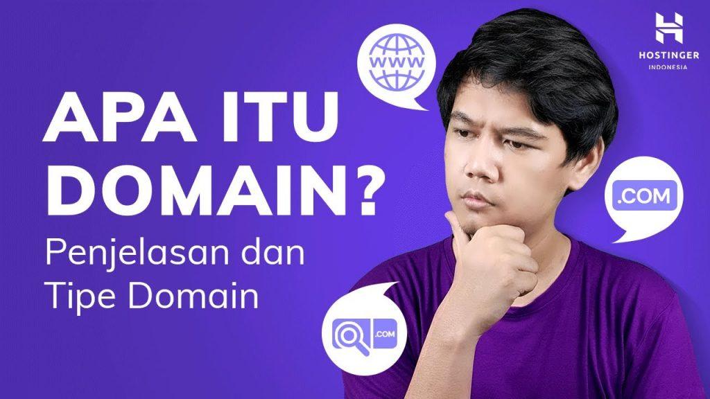Apa Itu Domain? Penjelasan dan Jenisnya