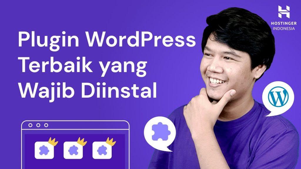 Plugin WordPress Terbaik Wajib Install 2021