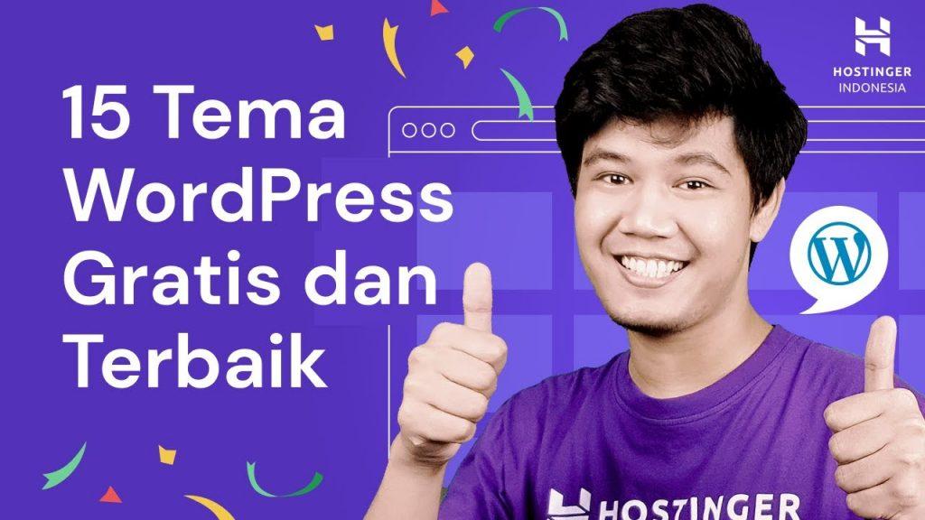 15 Tema WordPress Gratis dan Terbaik 2021
