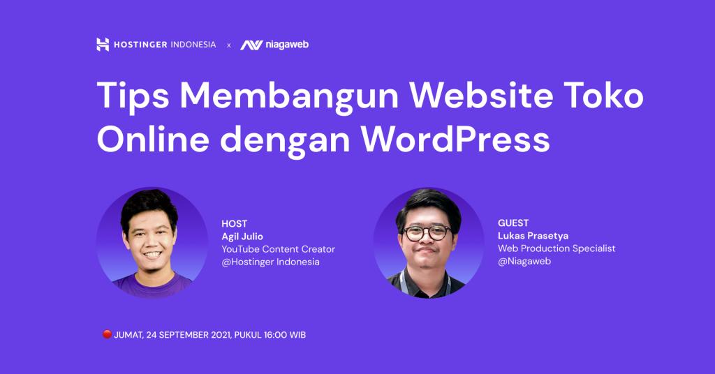 Tips Membangun Website Toko Online dengan WordPress